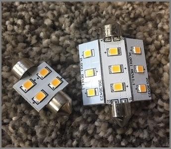 LED Samples