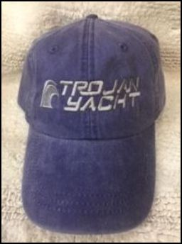 Trojan Cap (Purple)