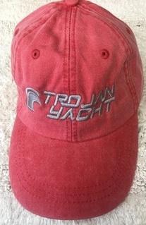 Trojan Cap (Red)